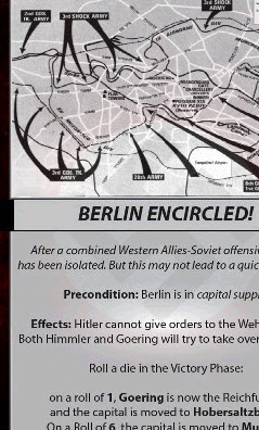 Berlin Encircled a new element to a new game- sneak peek.